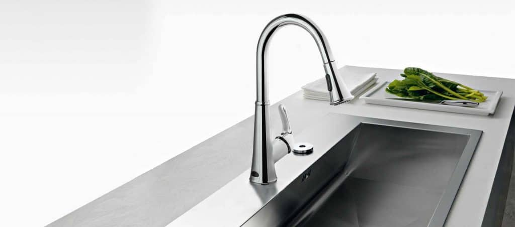 Touchless Kitchen Faucet Solution
