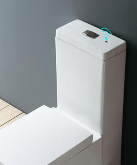 Wave On Touchless Toilet Flush Solution