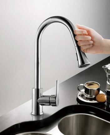 touch faucet body sensor kitchen faucet