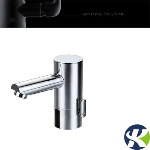 AUTOMATIC SENSOR FAUCET HOT AND COLD KEG-8804D/A/AD