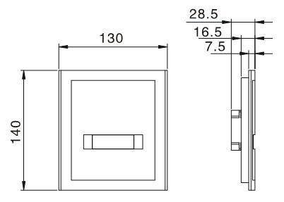 Auto Urinal Flusher KEG-1022AD
