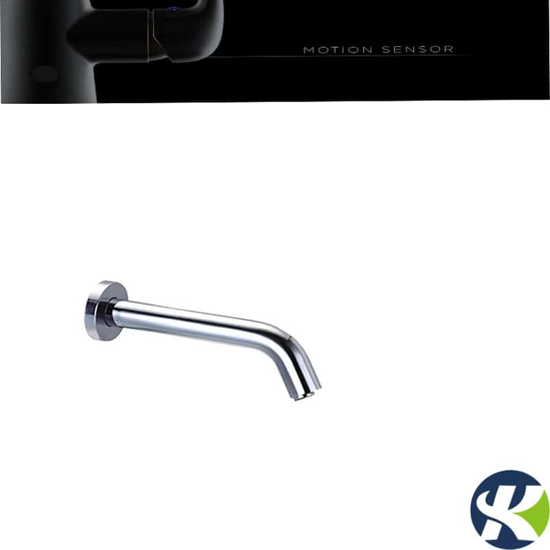 Automatic wall mounted faucet KEG8131A