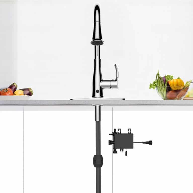 BEST PULL OUT TOUCHLESS KITCHEN FAUCET