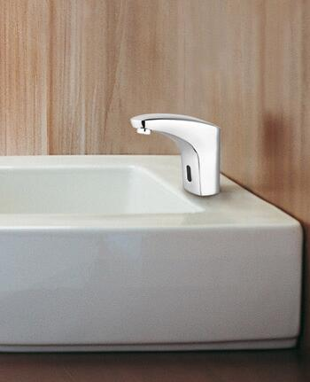 cold water sensor faucet for public washroom