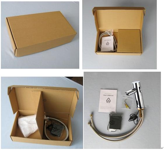 sensour faucet KEG-8907D/A/AD packing