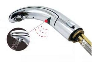 touchless faucet 8901function