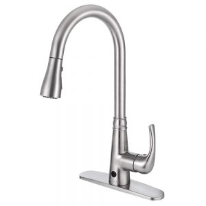 BOHARERS MOTION SENSOR KITCHEN FAUCET