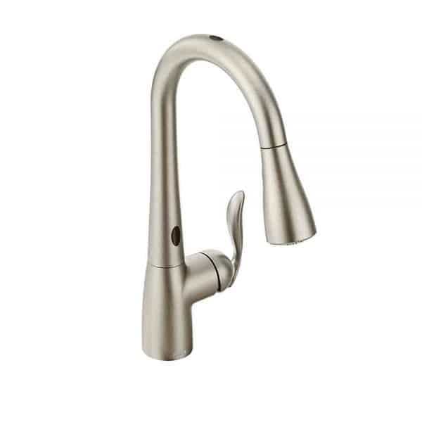Moen 7594ESRS Motion sense faucet to buy review