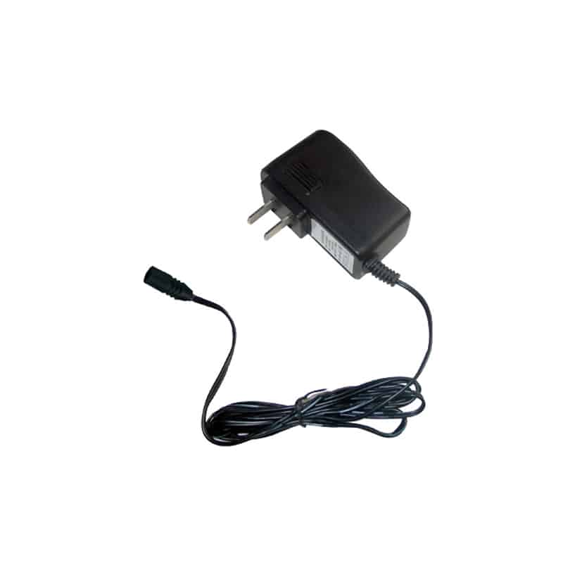 AC power supply for touchless urinal flusher