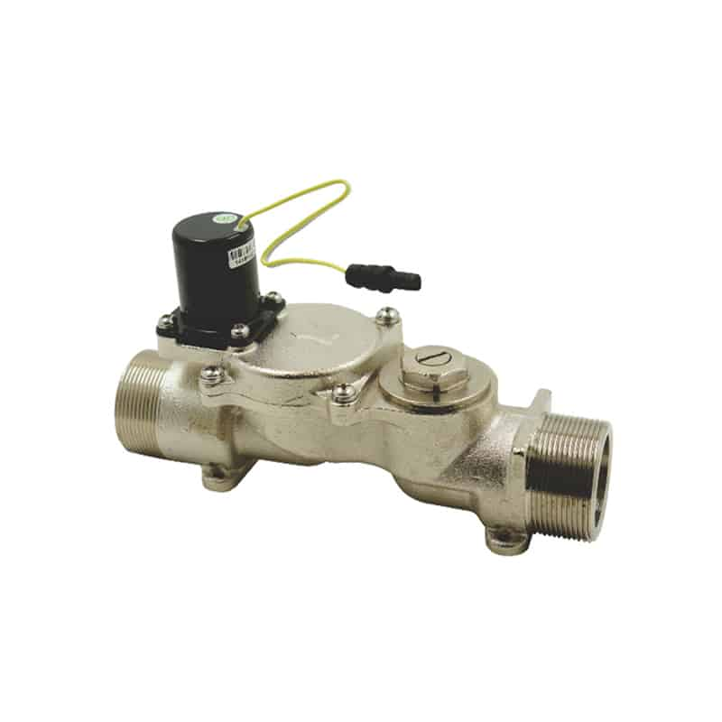 soldnoid valve for automatic urinal flusher