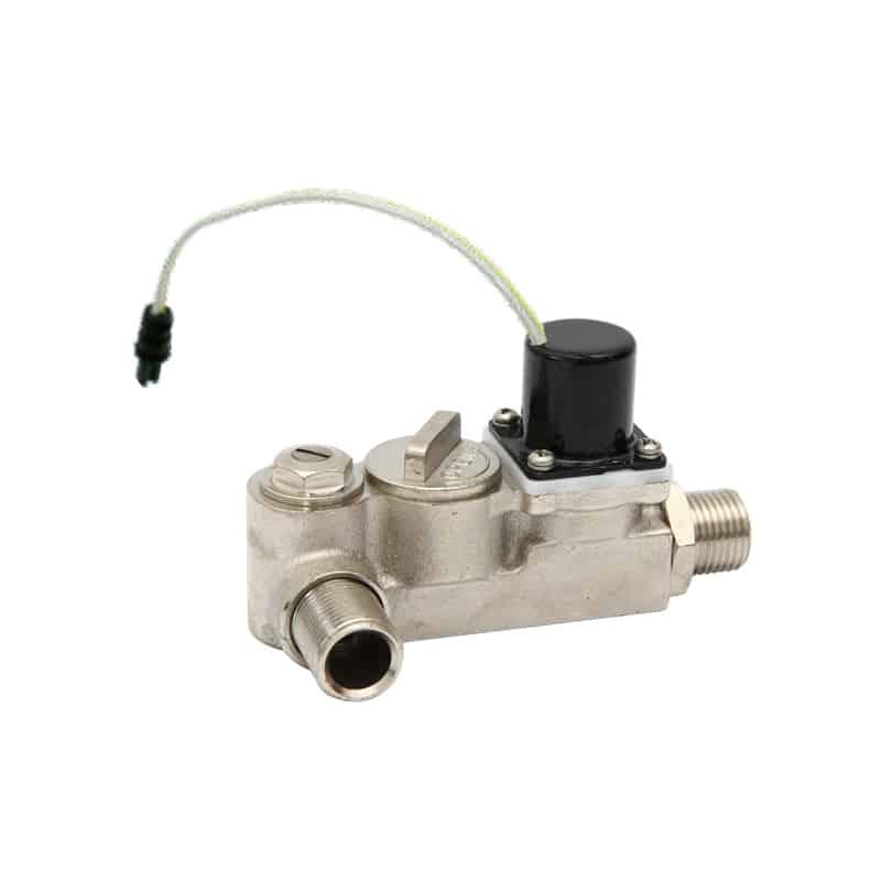6V Brass Bi-Stable Solenoid Valve KEG-F01B