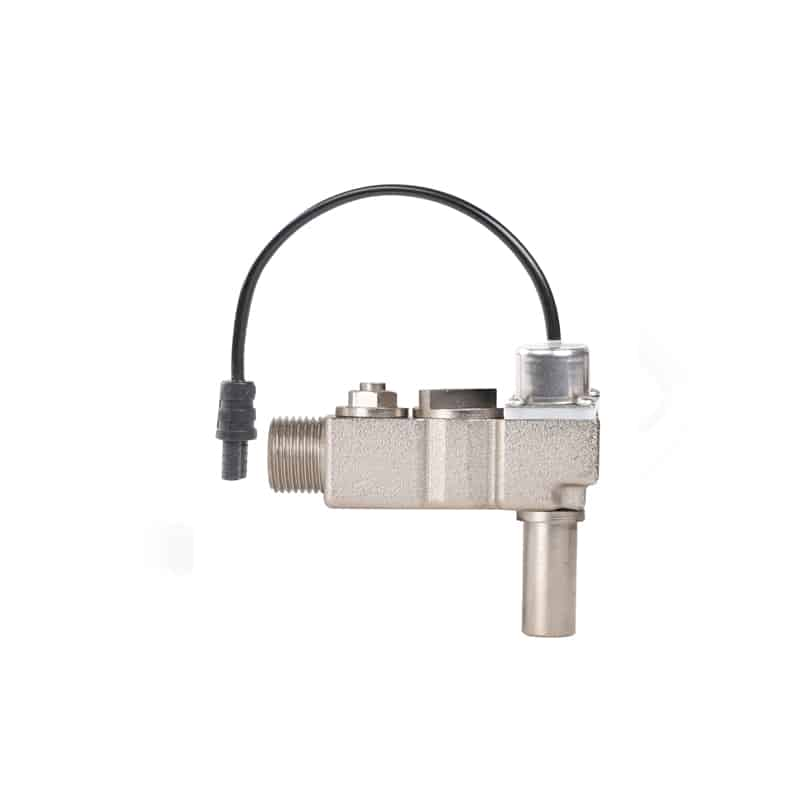 6V Brass Solenoid Valve For Automatic Toilet Flusher KEG-F31