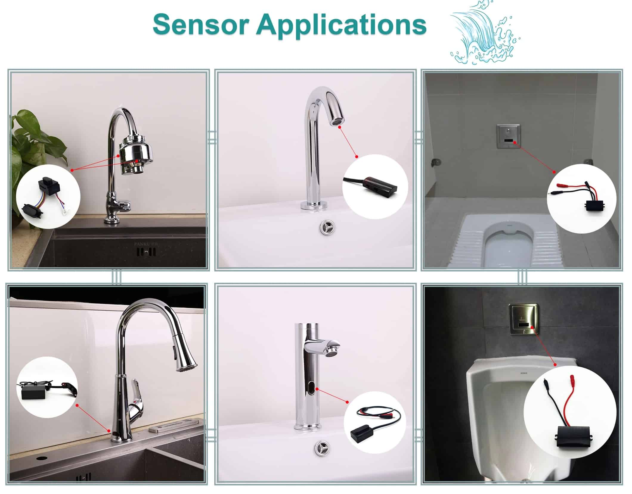infrared sensor application