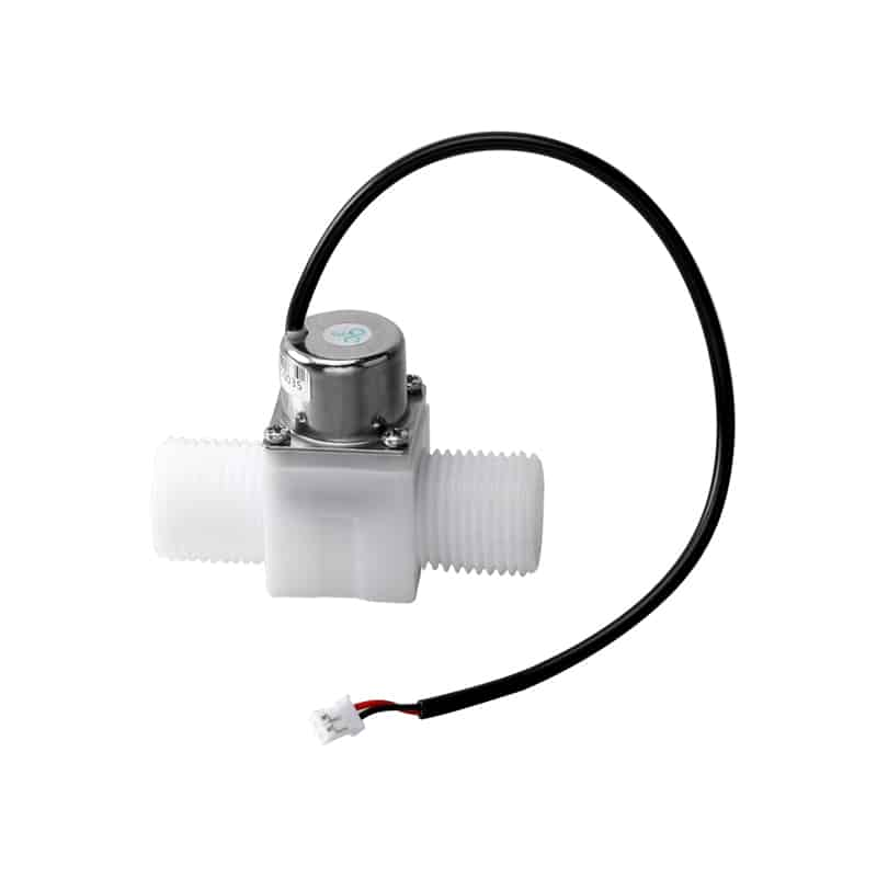 latching bi-stable solenoid valve