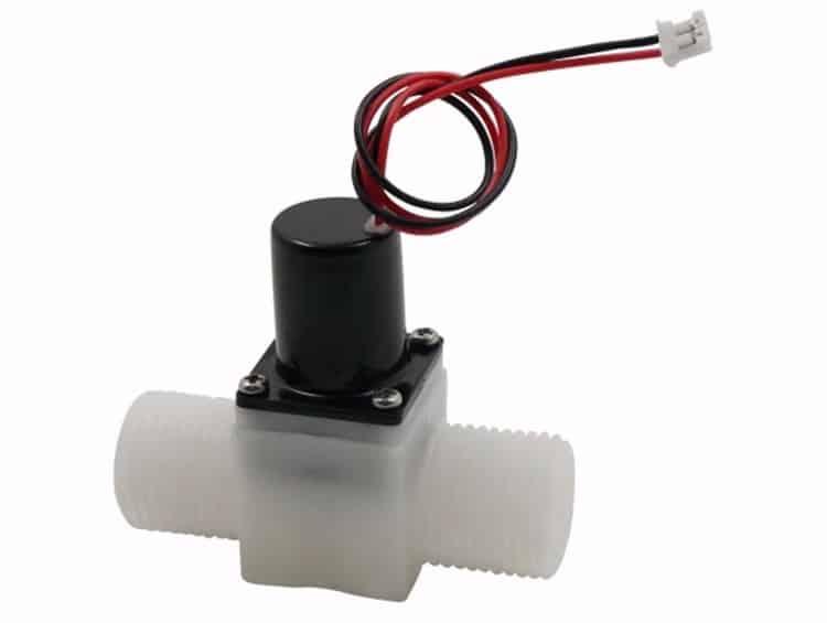 latching bi-stable solenoid valve KEG-F07BHO