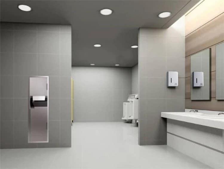 Application Wall Mounted Automatic Soap Dispenser KEG-600D