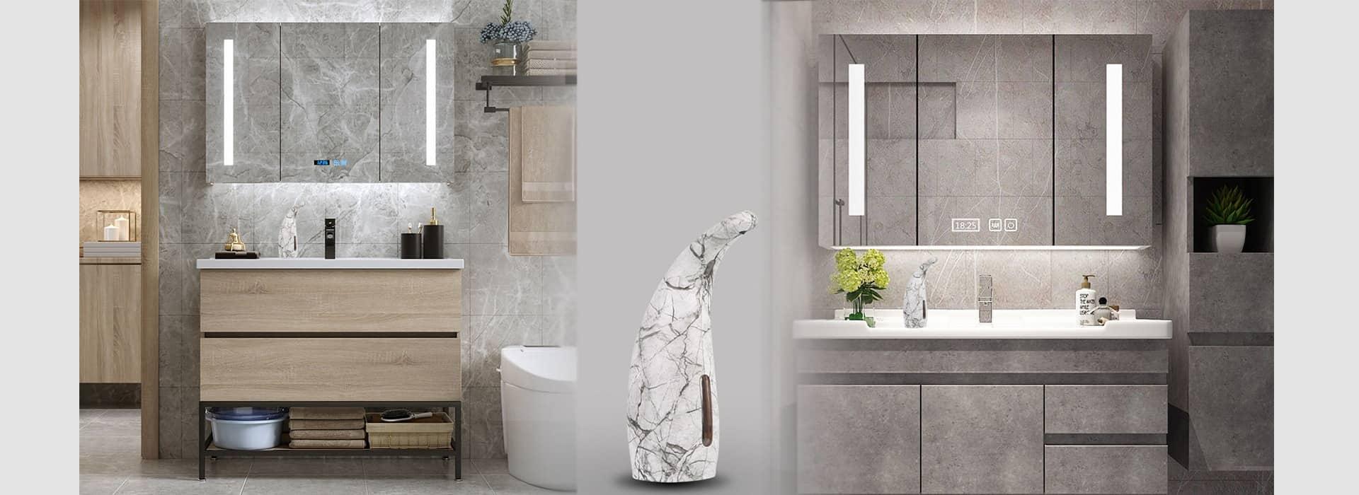 automatic soap dispenser for bathroom