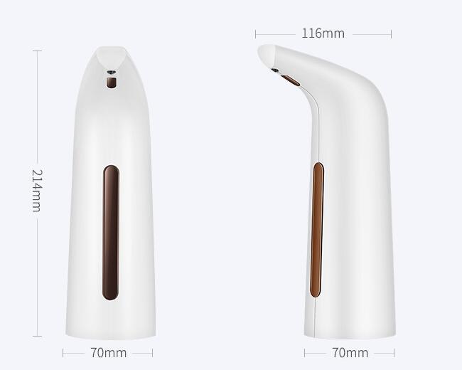 size white automatic soap dispenser KEG-805B