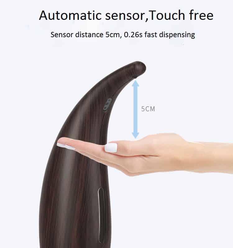 Sensor Distance Automatic Soap Dispenser KEG-805A