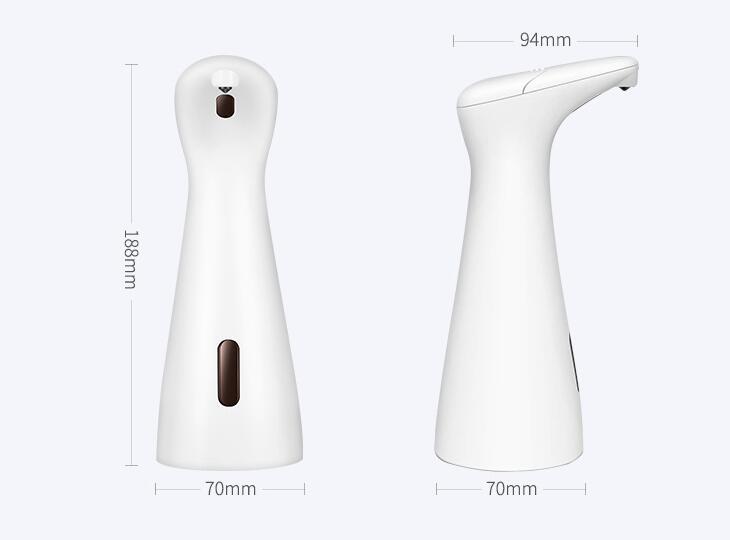 Size 200ml Automatic Soap Dispenser KEG-805C