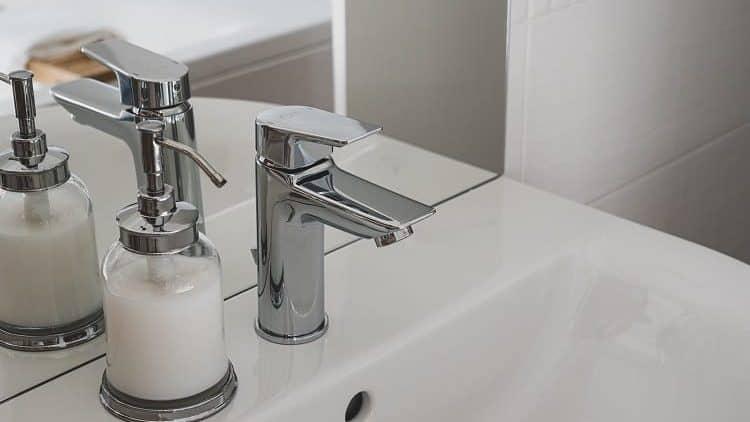 touchless soap dispenser for home bathroom